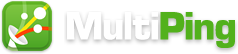 MultiPing Logo